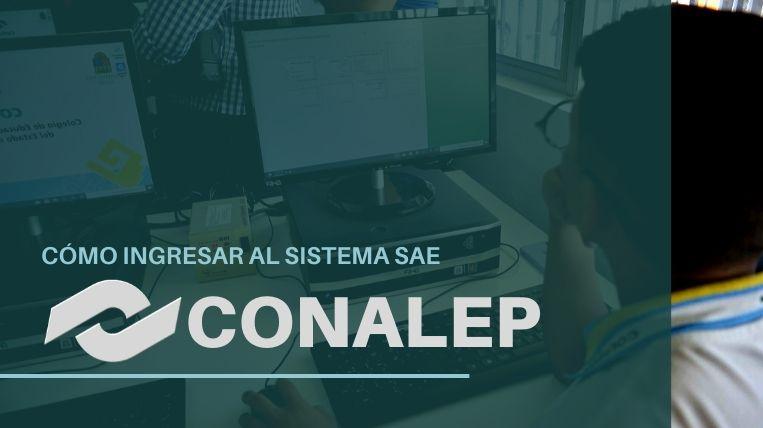 sistema SAE del CONALEP